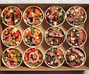 Healthy salad pail box thumbnail