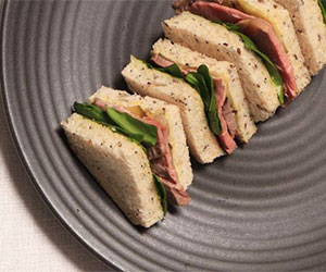 Individual sandwiches thumbnail