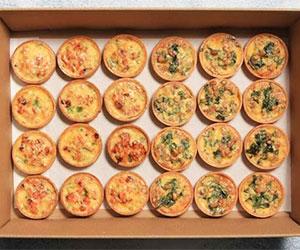 Savoury tarts box thumbnail