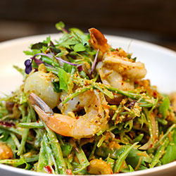 Ocean prawn salad thumbnail