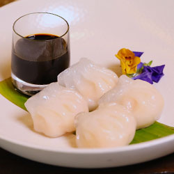 Prawn and scallop dumpling thumbnail