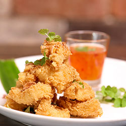 Salt and pepper squid thumbnail