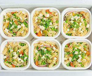 Fusili pasta salad thumbnail