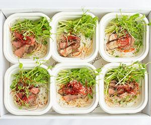 Thai beef noodle salad thumbnail