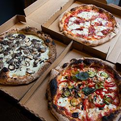 Deluxe pizza platter thumbnail