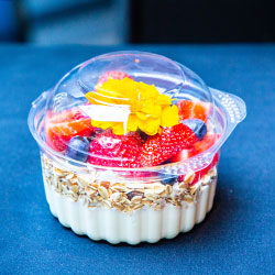 Breakfast yoghurt cups - 300ml thumbnail