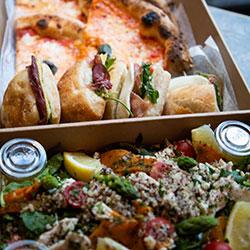 Bel & Brio's deluxe lunch thumbnail