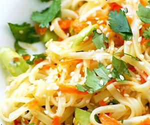 Asian noodle salad thumbnail