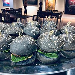 Beef and saltbush charcoal burger thumbnail