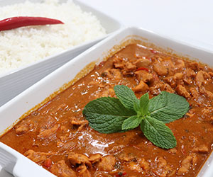 Butter chicken thumbnail