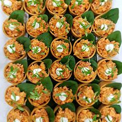 Chicken Tandoori tarts thumbnail