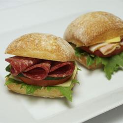Gourmet ciabatta - mini thumbnail