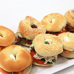 New York bagels - mini thumbnail