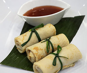 Peking duck crepes - mini thumbnail