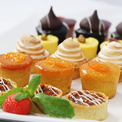 Petite assorted tartlets platter thumbnail
