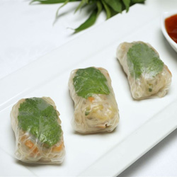 Rice paper roll - mini thumbnail
