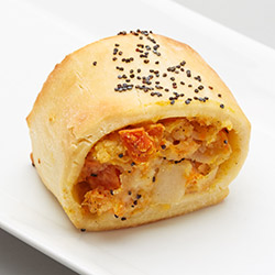 Gluten free vegetable roll - mini thumbnail
