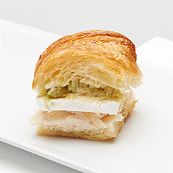 Savoury croissant fingers - mini thumbnail