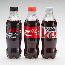 Assorted soft drinks - 390ml thumbnail