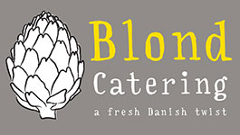 Blond Catering logo