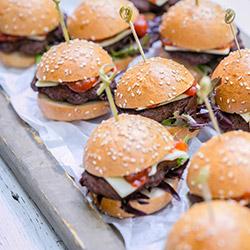 Beef burgers - mini thumbnail