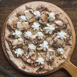 Smores dessert pizza thumbnail