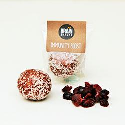 Immunity boost energy ball - 21g thumbnail