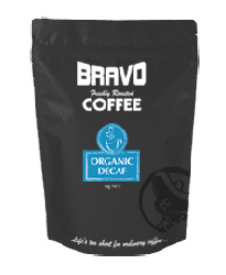 Bravo Naturally Decaffeinated - Swiss Water - 1 kg thumbnail