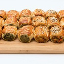 Savoury roll - cocktail size thumbnail