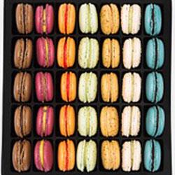 Assorted macarons thumbnail