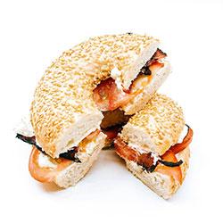Breakfast bagel thumbnail