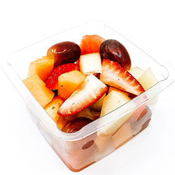 Seasonal fruit salad cups - 360ml thumbnail
