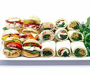 Wrap and roll platter thumbnail