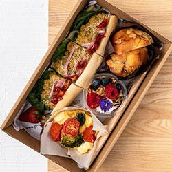 Vegetarian box thumbnail