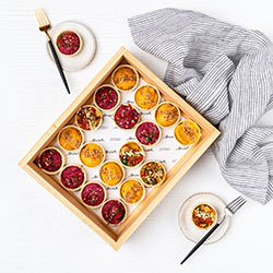 Savoury tart - mini thumbnail