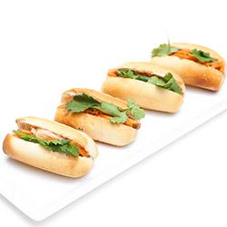 Baby viet baguettes (Bi Banh Mi) thumbnail
