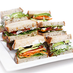 Mixed sandwich platter thumbnail