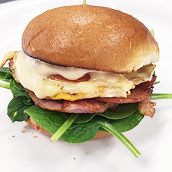 Gourmet breakfast sliders thumbnail