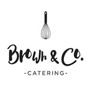 Brown & Co Catering logo