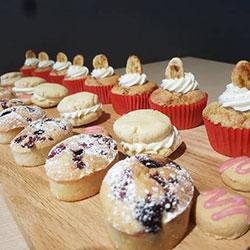 Dietary sweets platter thumbnail