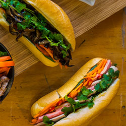 Assorted banh mi thumbnail