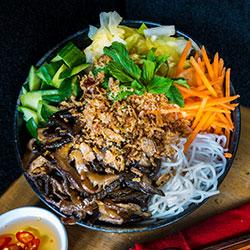 Vegetarian noodle salad thumbnail