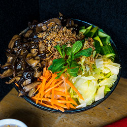 Vegetarian salad thumbnail