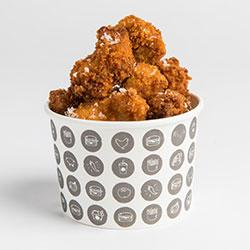 Crispy chicken bites thumbnail