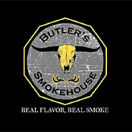 Butlers Smokehouse logo