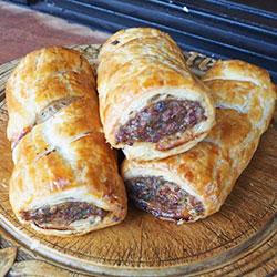Sausage roll thumbnail