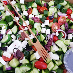 Greek salad thumbnail