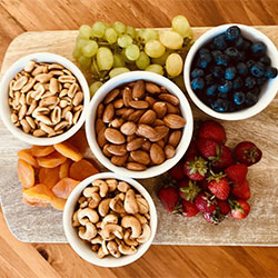 Fruit and nut platter thumbnail