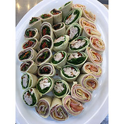 Mixed wraps platter thumbnail