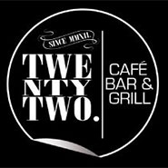 Cafe Twenty Two logo